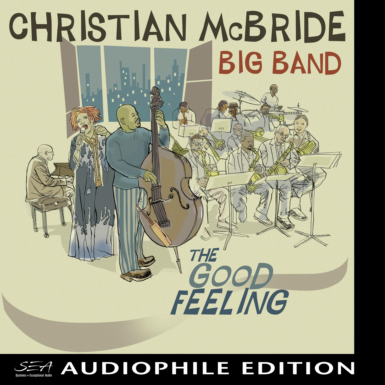 Christian McBride - The Good Feeling - Cover Image