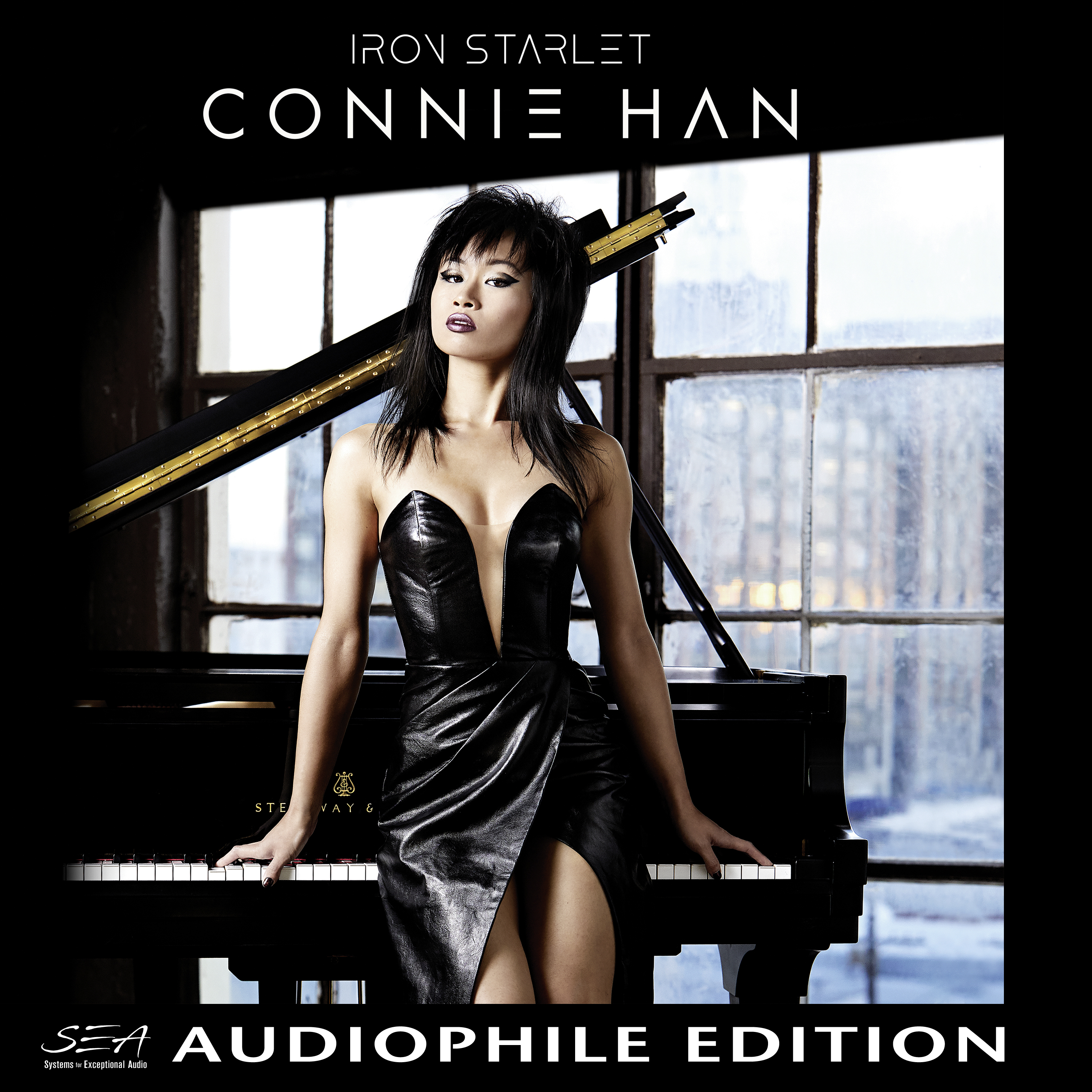 Connie Han - Iron Starlet - Cover Image