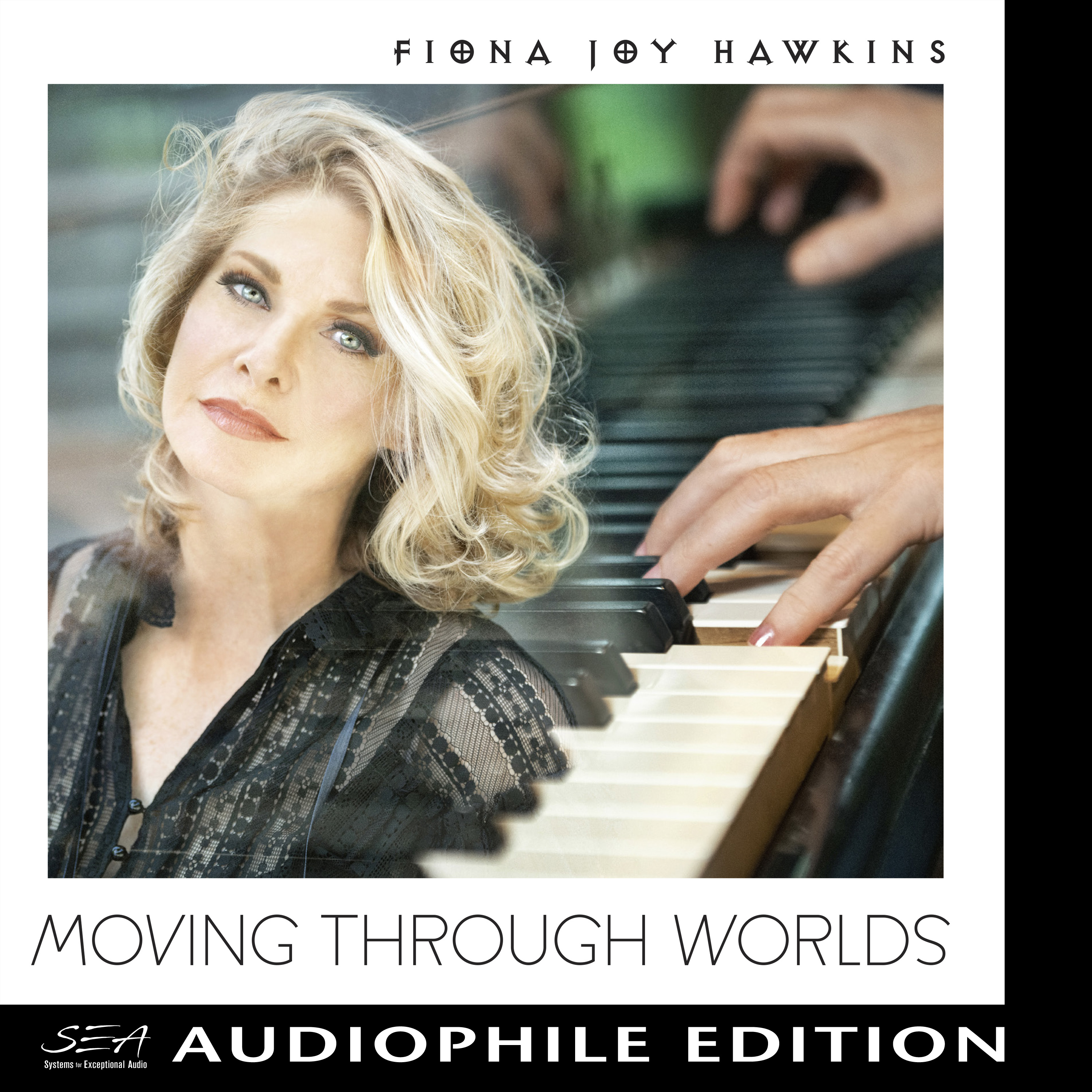 Fiona Joy Hawkins - Moving Through Worlds - Cover Image
