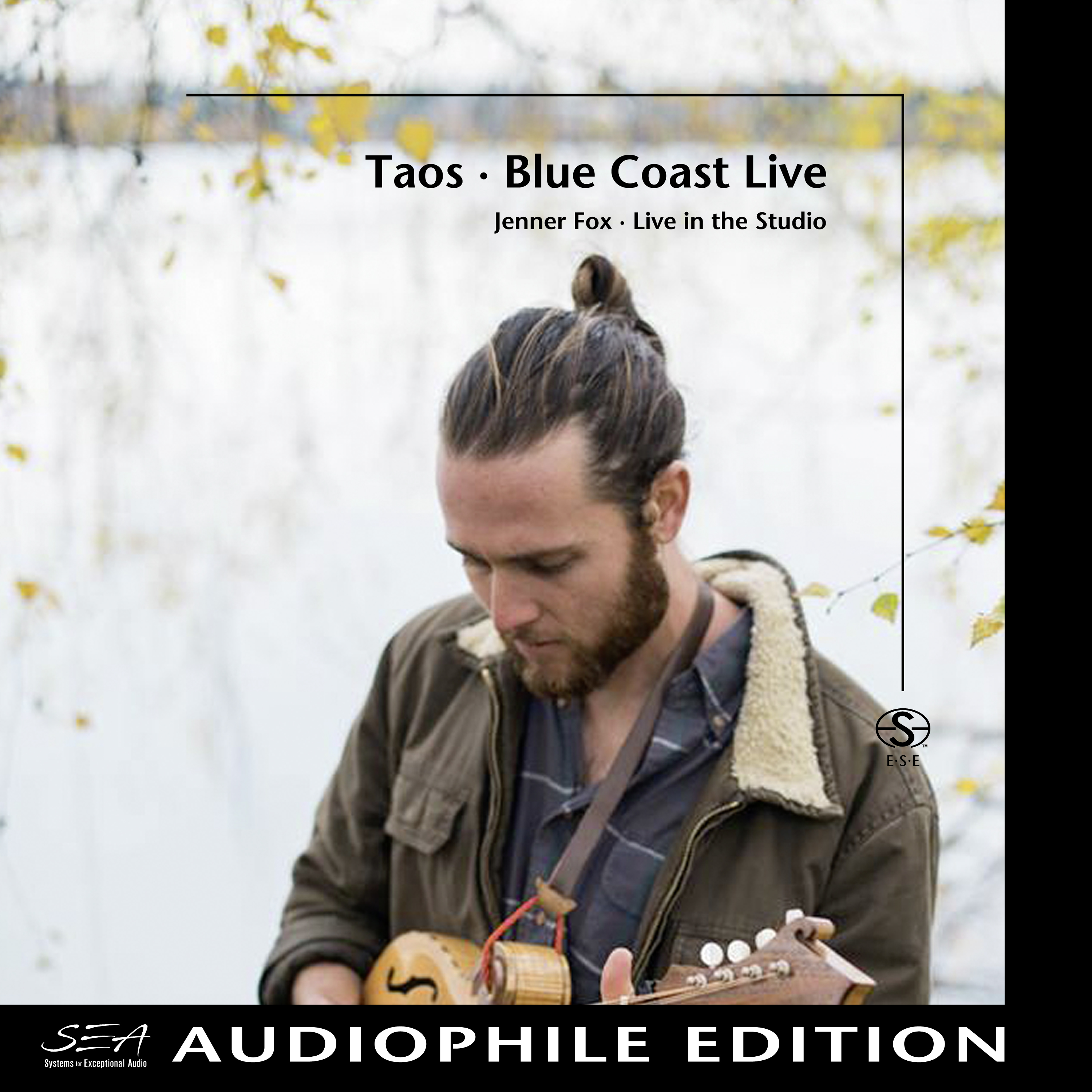 Jenner Fox - Taos-Blue Coast Live - Cover Image