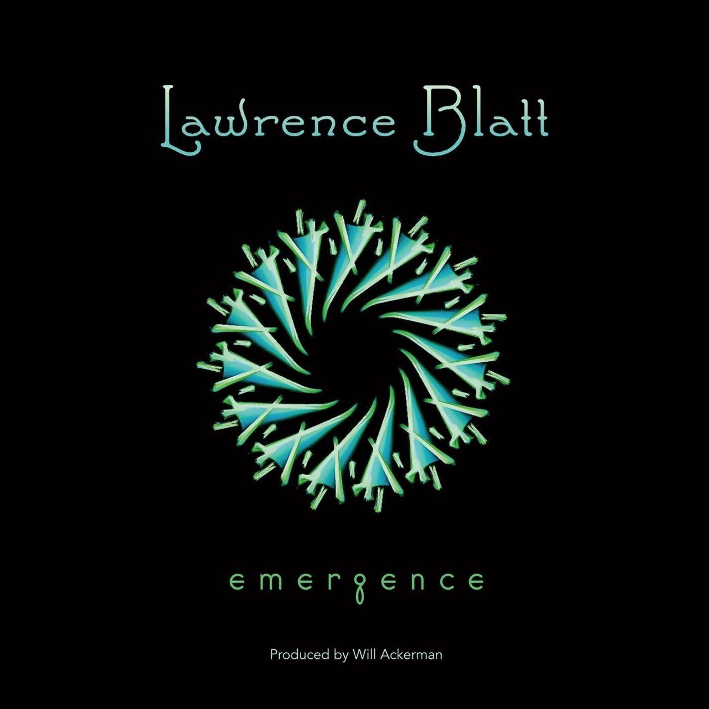 Lawrence Blatt - Emergence - Cover