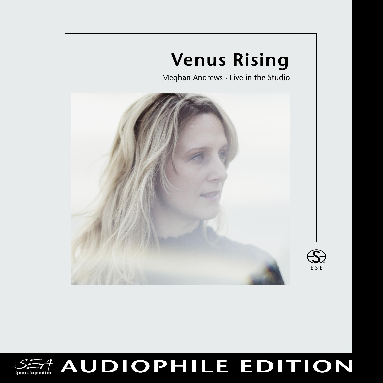 Meghan Andrews - Venus Rising - Cover Image