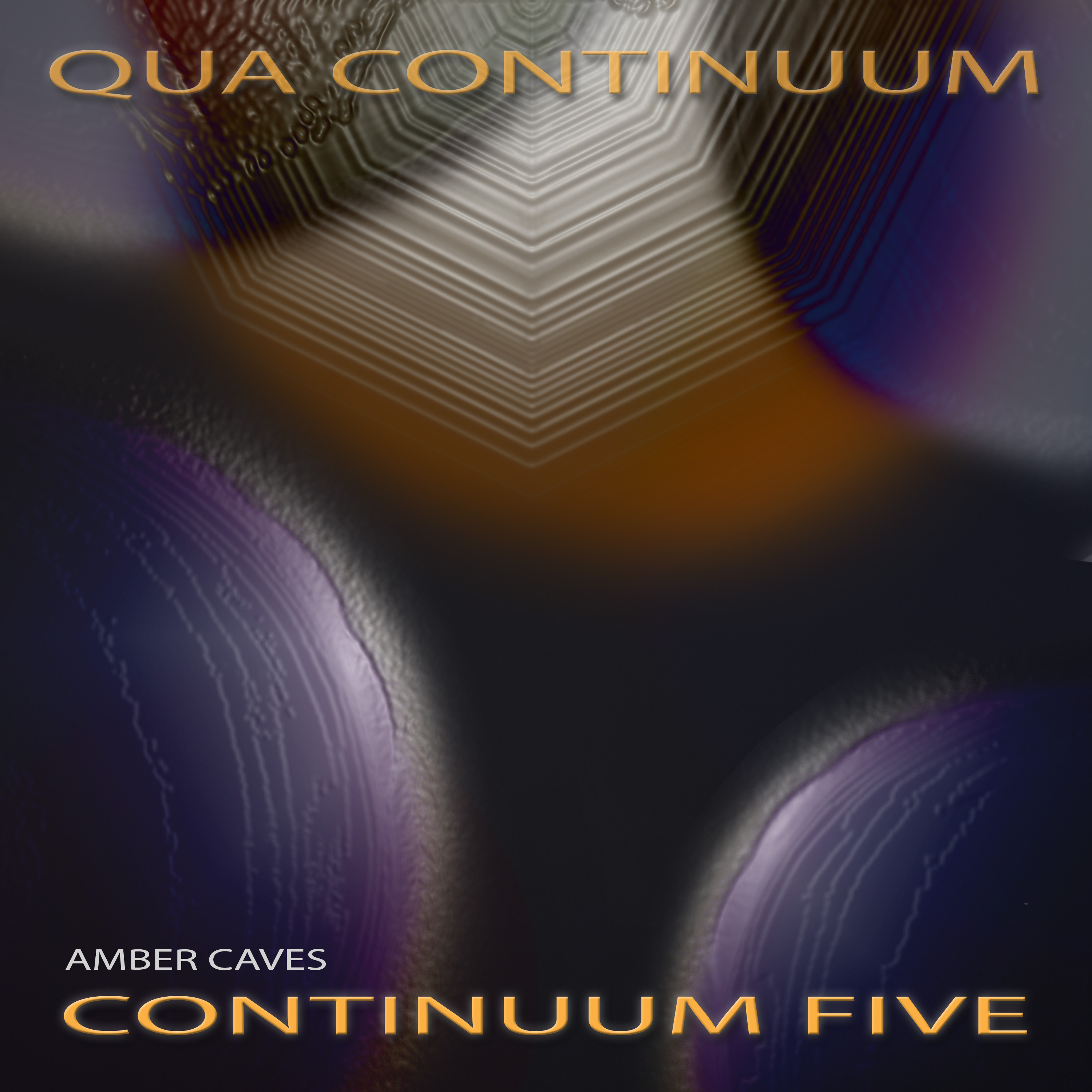 Qua Continuum - Continuum Five - Cover Image