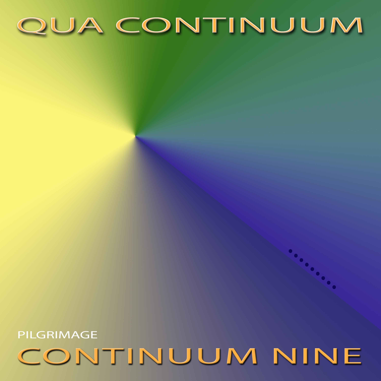 Qua Continuum - Continuum Nine - Cover Image