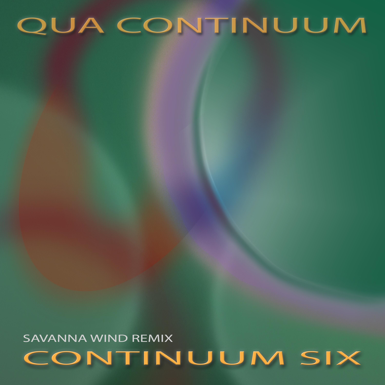 Qua Continuum - Continuum Six Remix - Cover Image