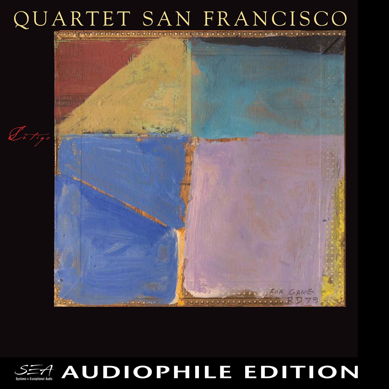 Quartet San Francisco - Latigo - Cover Image