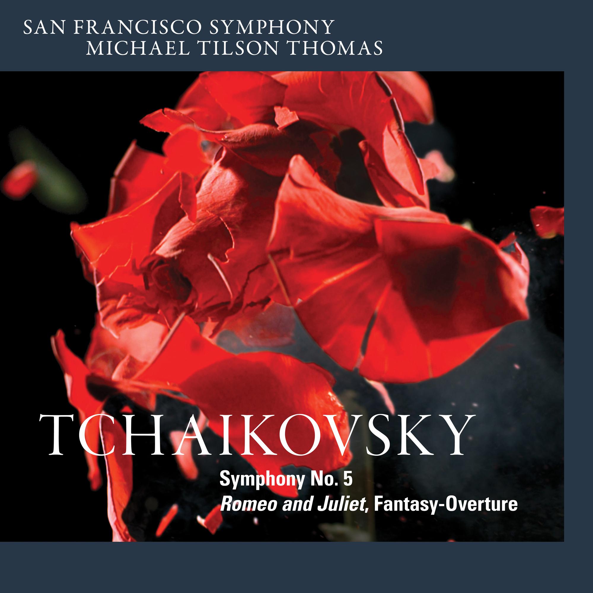 San Francisco Symphony - Tchaikovsky 5 - Cover Image