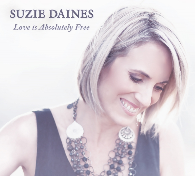 Suzie Daines - Love is Absolutely Free COVER