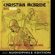 Christian McBride - For Jimmy, Wes and Oliver - Cover Image