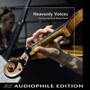 Fiona Joy Hawkins & Rebecca Daniel - Heavenly Voices - Cover Image