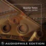 John R. Burr - Quarter Tones - Cover Image