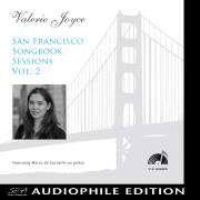 Valerie Joyce - San Francisco Songbook Sessions Volume Two - Cover Image