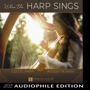 Wendy Tahara - When The Harp Sings - Cover Image