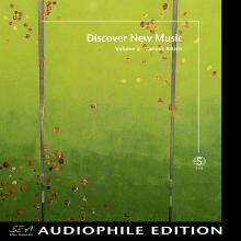 Discover New Music - Volume 2 - Cover Image