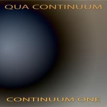 Qua Continuum - Continuum One - Cover Image