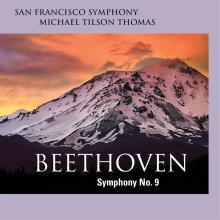 San Francisco Symphony - Beethoven 9 - Cover Image