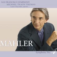 San Francisco Symphony Mahler No. 4 - Cover Image