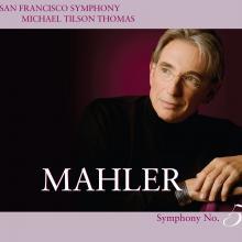 San Francisco Symphony - Mahler No. 5 - Cover Image