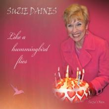 Suzie Daines - Like A Hummingbird Flies - Cover Image