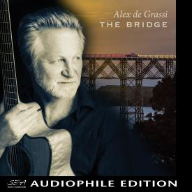 Alex de Grassi - The Bridge - Cover Image