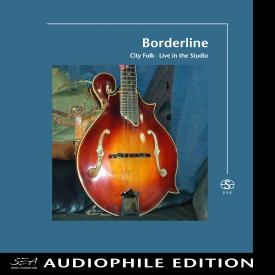 City Folk - Borderline - Cover Image