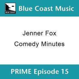 Episode 15 - Jenner Fox - Cover Image