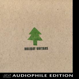 Gavin Lurssen and Brian Robbins - Holiday Guitars - Cover Image
