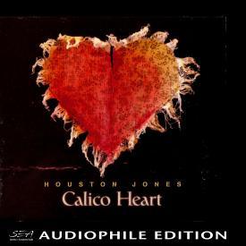 Houston Jones - Calico Heart - Cover Image