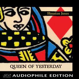 Houston Jones - Queen of Yesterday - Cover Image