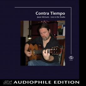 Jason McGuire - Contra Tiempo - Cover Image