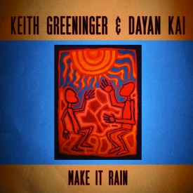 Keith and Dayan - Make It Rain - Cover Image