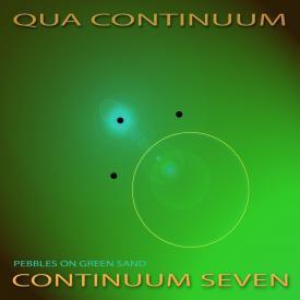 Qua Continuum - Continuum Seven - Cover Image