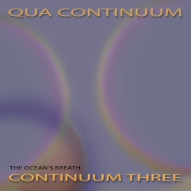 Qua Continuum - Continuum Three - Cover Image