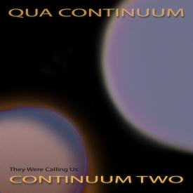 Qua Continuum - Continuum Two - Cover Image