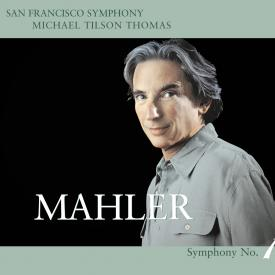 San Francisco Symphony Mahler No. 1 - Cover Image