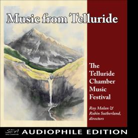 Music from Telluride - Cover Image
