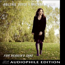 Valerie Joyce & Michael Wolff - For Heaven's Sake - Cover Image
