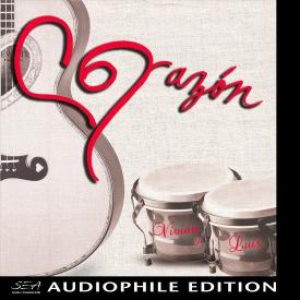 Vivian y Luis - Corazón - Cover Image