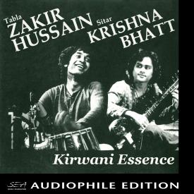 Zakir Hussain & Krishna Bhatt - Kirwani Essence - Cover Image