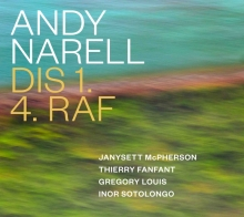 Andy Narell - Dis 1. 4. Raf - Cover Image