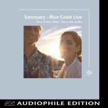 Anne & Pete Sibley - Sanctuary - Cover Image