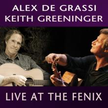 Alex de Grassi & Keith Greeninger - Live at The Fenix