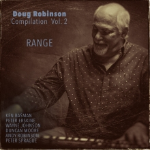 Doug Robinson - RANGE - Cover Image
