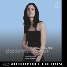 Edna Stern - Beethoven Appassionata - Cover Image