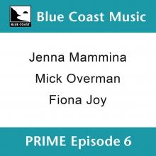 Episode 6 - Mammina Overman Joy - Cover Image
