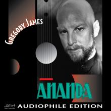 Gregory James - Ananda - Cover Image