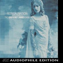 Gregory James - Reincarnation - Cover Image