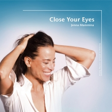 Jenna Mammina - Close Your Eyes - Cover Image