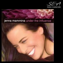 Jenna Mammina - Under The Influence - Cover Image