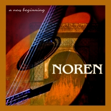 Noren Schmitt - a new beginning - Cover Image